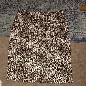 Leopard 🐆 cute skirt